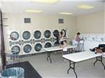 View larger image of Road leading into campgrounds at TRADERS VILLAGE RV PARK image #6
