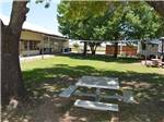 View larger image of Dog exercise area at TRADERS VILLAGE RV PARK image #10