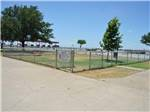 View larger image of Entrance to the flea market and amusement park at TRADERS VILLAGE RV PARK image #12