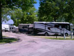 View larger image of RVs camping at TRAILSIDE RV PARK  STORE image #2