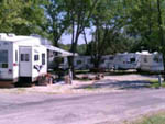 View larger image of Trailers camping at TRAILSIDE RV PARK  STORE image #3