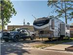 View larger image of Trailers camping at CAMPERS INN image #4