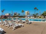 View larger image of Log cabins with decks at CAMPERS INN image #6