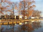 View larger image of RVs camping at BAR HARBOR RV PARK  MARINA image #8