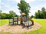 View larger image of Playground at TRANQUIL TIMBERS CAMPING RETREAT image #7