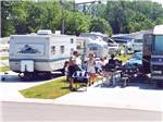 View larger image of Trailers and RVs camping at SUNDERMEIER RV PARK image #4