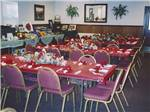 View larger image of Dining area at SUNDERMEIER RV PARK image #5