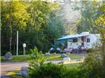 View larger image of Trailer camping at NARROWS TOO CAMPING RESORT image #2
