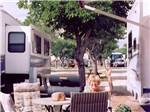 View larger image of Lady camping at MIDESSA OIL PATCH RV PARK image #2