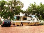 View larger image of RVs and trailers at campground at GOLDFIELD RV PARK image #5