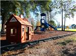 View larger image of Playground at SHERWOOD FOREST RV RESORT image #8