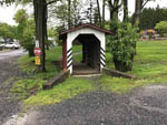 View larger image of A little covered bridge at SHADY GROVE CAMPGROUND image #4