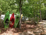View larger image of Kayaks at WINDING RIVER CAMPGROUND image #6