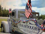 Sourdough Campground & Breakfast Cafe