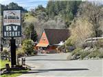 View larger image of The small western town at WILLITS KOA image #1