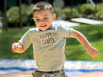 View larger image of Kid playing at PINE ACRES FAMILY CAMPING RESORT image #9