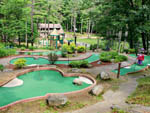 View larger image of Miniature golf course at PINE ACRES FAMILY CAMPING RESORT image #10