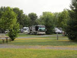 View larger image of RV and trailer camping at RIDEAU ACRES CAMPING RESORT image #2