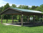 View larger image of Patio area at RIDEAU ACRES CAMPING RESORT image #5