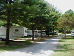 View larger image of Trailers and RVs camping at INTERLAKE RV PARK  SALES image #5