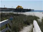 View larger image of Kid eating ice-cream at APACHE FAMILY CAMPGROUND  PIER image #4