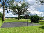 View larger image of Basketball court surrounded by grass at SUN VALLEY CAMPGROUND image #4