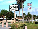 View larger image of Ocean view of boats at CAMELOT RV PARK image #2
