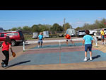 View larger image of Tennis court at BENTSEN GROVE RESORT MHP image #2