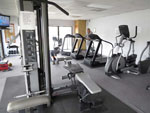 View larger image of Exercise room at BENTSEN GROVE RESORT MHP image #3