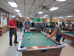 View larger image of Pool tables in game room at BENTSEN GROVE RESORT MHP image #5