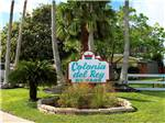 View larger image of Entrance signage at COLONIA DEL REY RV PARK image #1