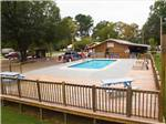 View larger image of Swimming pool at campground at TREASURE ISLE RV PARK image #3