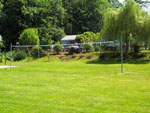 View larger image of Volleyball court at HAZELMERE RV PARK image #7
