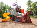 View larger image of Playground at FISHERMANS COVE TENT  TRAILER PARK image #7