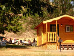 View larger image of Cabins with decks at CHIEF TIMOTHY PARK image #3