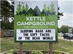 Kettle Campground, Cabins & RV Park