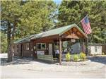 View larger image of RV and Teepee camping at KETTLE CAMPGROUND CABINS  RV PARK image #2