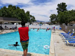 View larger image of People swimming in the pool at CASTAIC LAKE RV PARK image #8