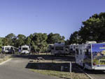 View larger image of A view of the campsites at GRAND CANYON TRAILER VILLAGE RV PARK image #2