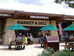 View larger image of The market  deli eating area at GRAND CANYON TRAILER VILLAGE RV PARK image #6