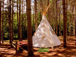 View larger image of Teepee at HAYWARD KOA image #7