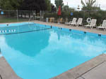 View larger image of Swimming pool at campground at MOORES RV PARK  CAMPGROUND image #3