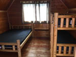 View larger image of Inside cabin at MOORES RV PARK  CAMPGROUND image #5