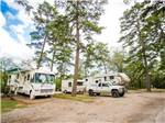 View larger image of RVs and trailers camping at NOCCALULA FALLS CAMPGROUND image #9