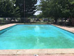 View larger image of Swimming pool at campground at FORT STOCKTON RV PARK image #5