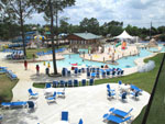 View larger image of Large lazy river and waterpark at LONE STAR JELLYSTONE PARK image #2