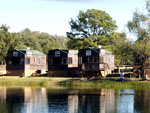 View larger image of Cabins with decks at LONE STAR JELLYSTONE PARK image #4