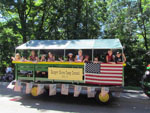 View larger image of Wagon ride at HUNGRY HORSE CAMPGROUND image #2