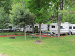 View larger image of Trailers camping at HUNGRY HORSE CAMPGROUND image #4