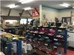View larger image of Interior of the gift shop at HICKORY RUN CAMPGROUND image #3